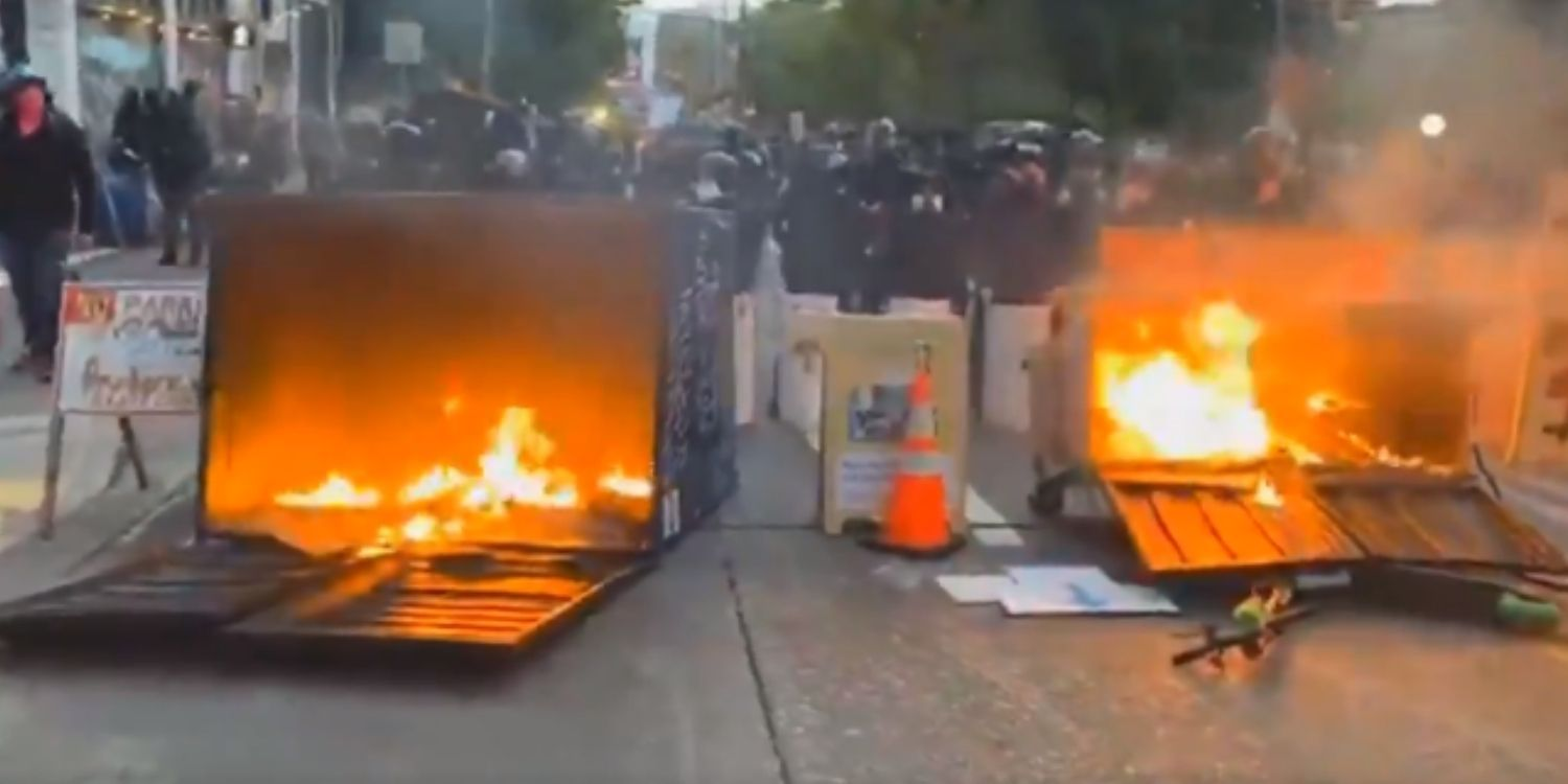 The return of CHAZ: Riots in Seattle lead to looting