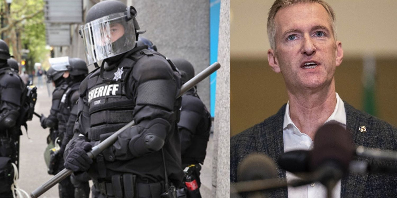 BREAKING: US Attorney for Oregon rejects Portland mayor's demand to remove deputized status of police officers