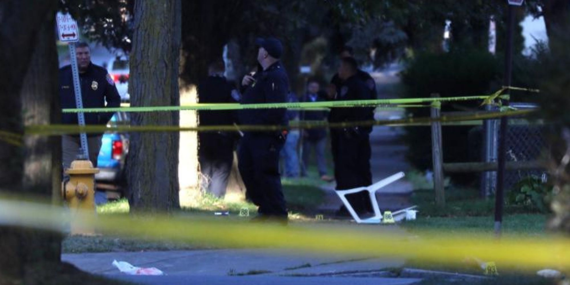 Mass shooting in Rochester leaves 2 dead and 14 wounded