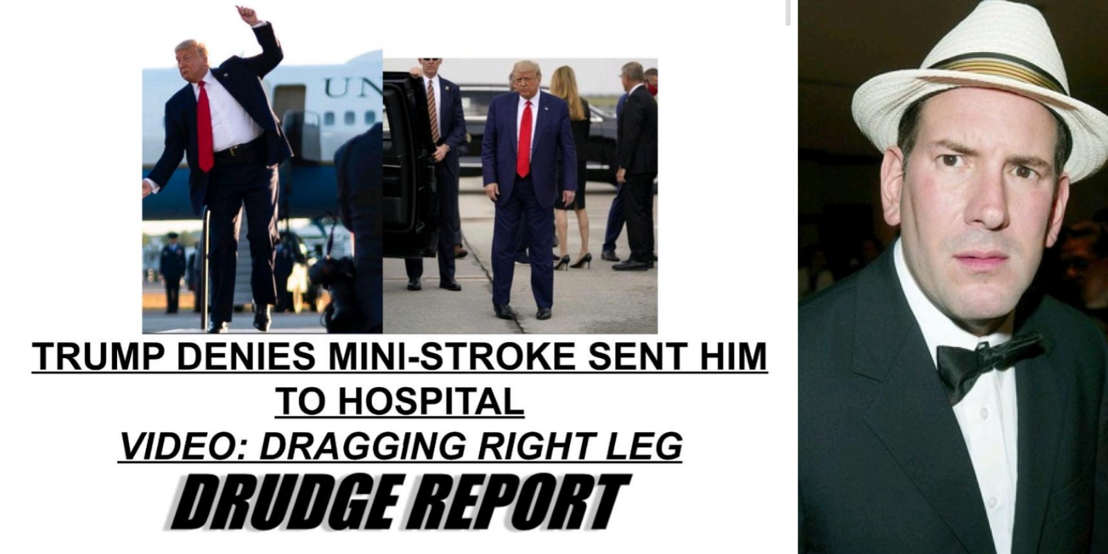 The Drudge Report has become an embarrassing Never-Trump cringe fest