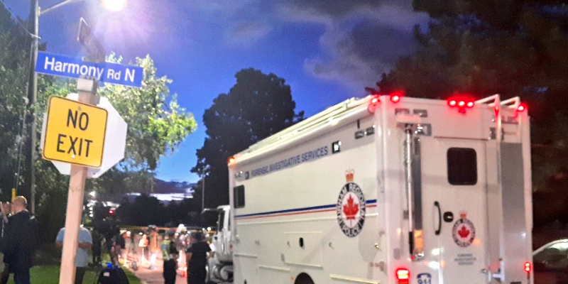 Five found dead after shooting in Oshawa home