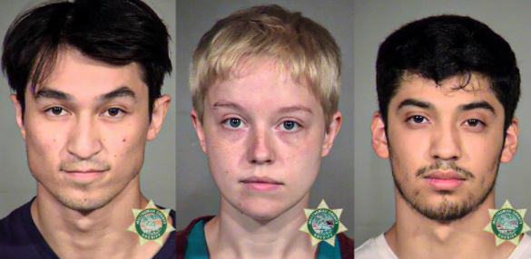 Portland Antifa rioters accused of assaulting cops with weapons face federal charges