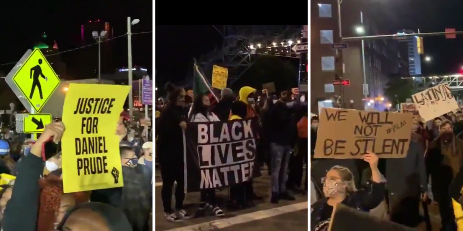 BLM's nightly unrest in Rochester mirrors Portland: 'They don't give us our sh*t! We shut sh*t down!'