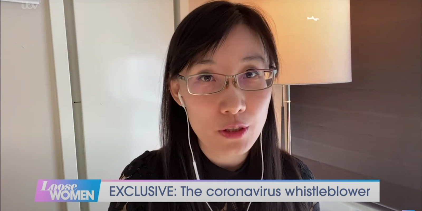 Exiled Chinese virologist claims she has proof that COVID-19 was man made in Wuhan lab