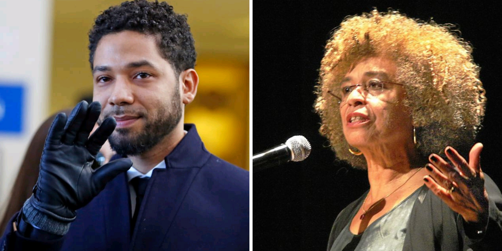 BLM activists demand 'justice' for disgraced actor Jussie Smollett 'and all targeted by police misconduct'