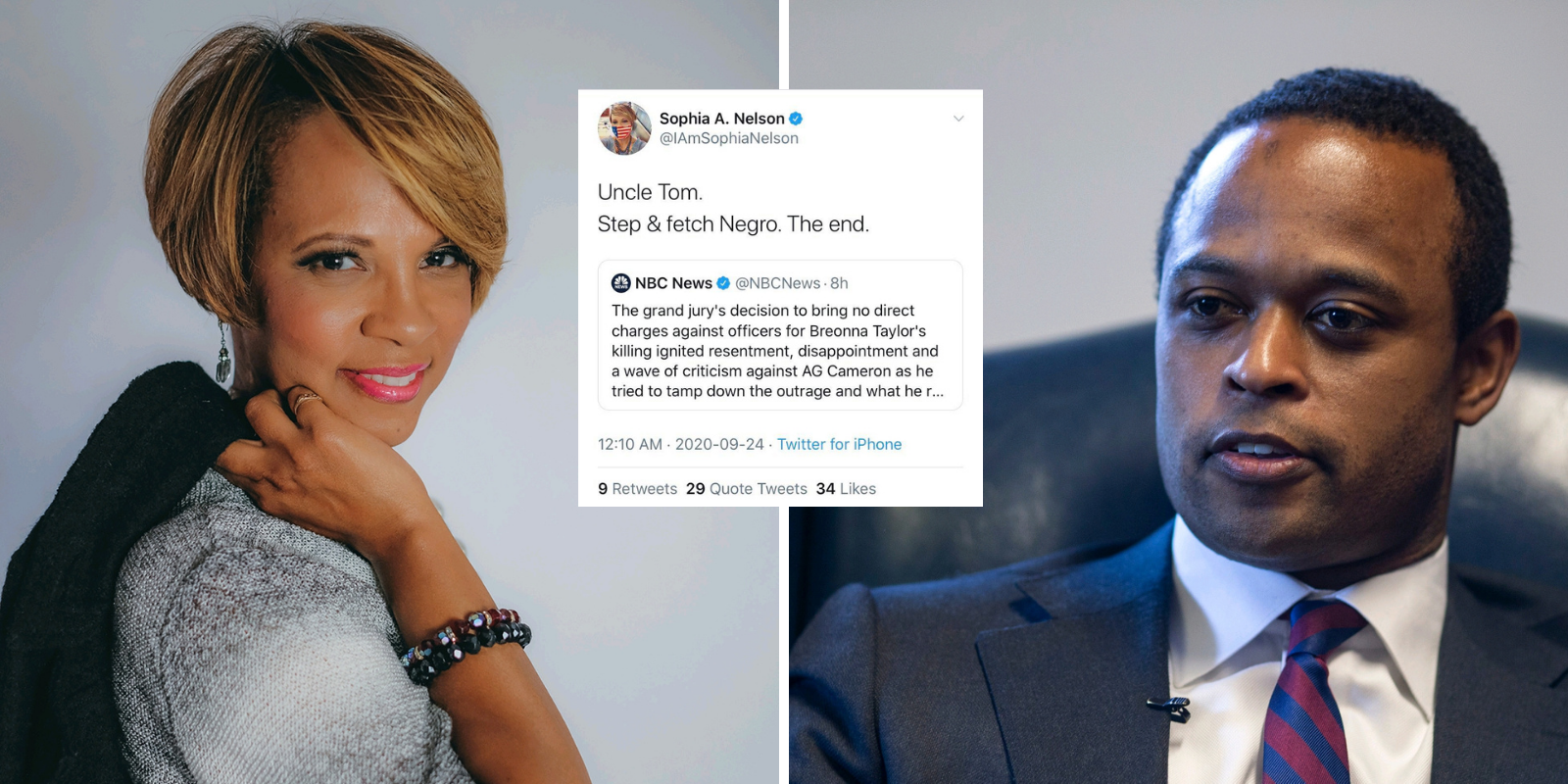 CNN contributor calls Kentucky AG 'Uncle Tom' and 'step & fetch negro'