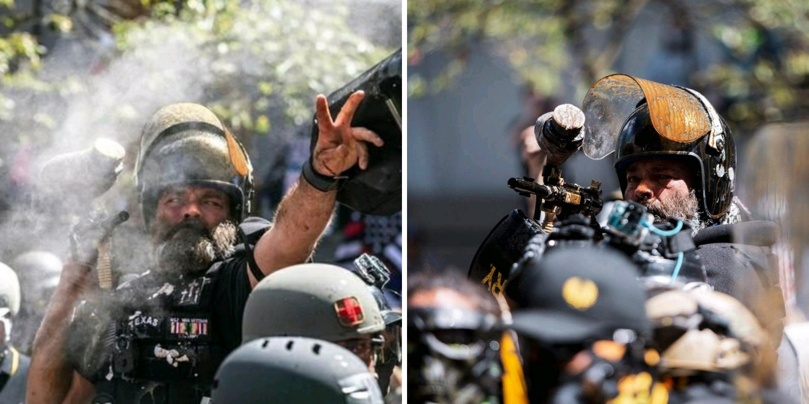 Multiple media outlets falsely claim man arrested for assault during Portland riots is a 'Proud Boy'