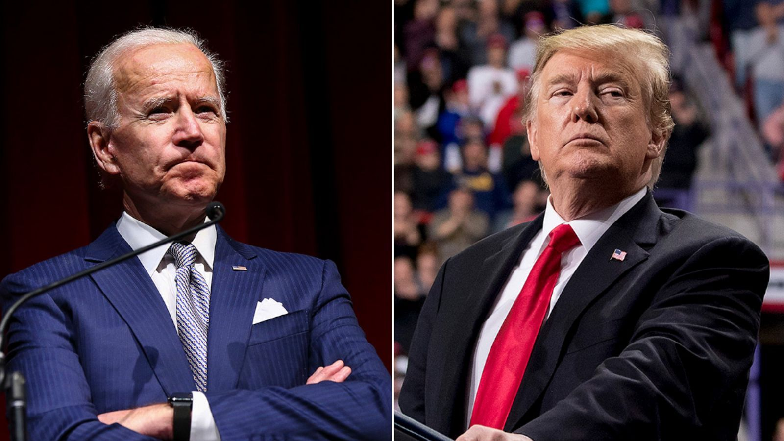 PRESIDENTIAL DEBATE: Biden asks for break every 30 minutes; Trump campaign asks for inspections for ear piece on Biden