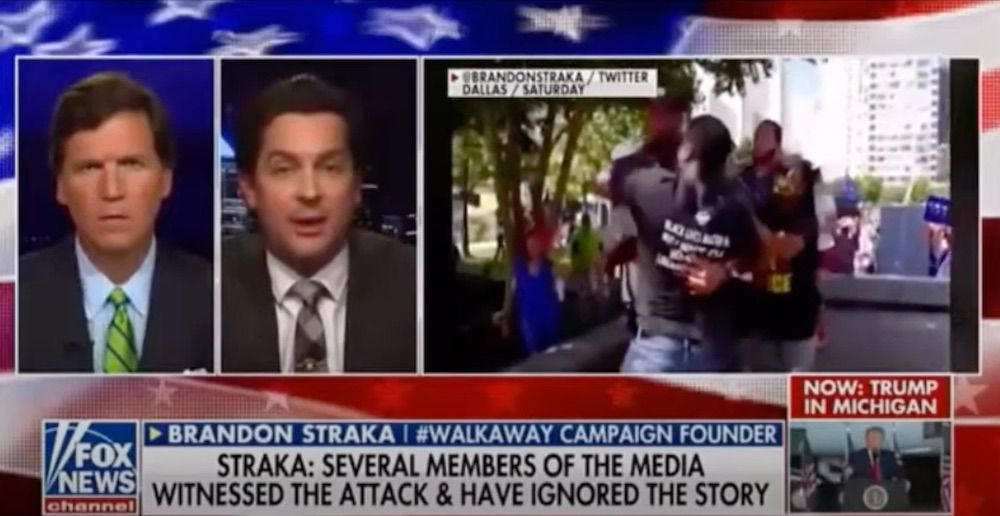WATCH: Brandon Straka releases full footage of BLM activists attacking #WalkAway Campaign