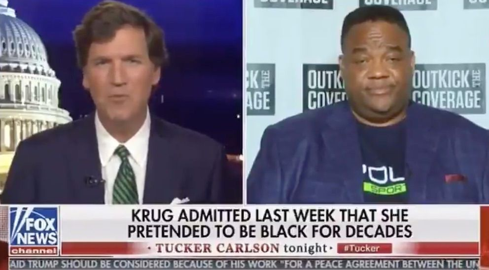WATCH: Jason Whitlock says white liberals supporting the defunding of the police will ensure more black people are killed