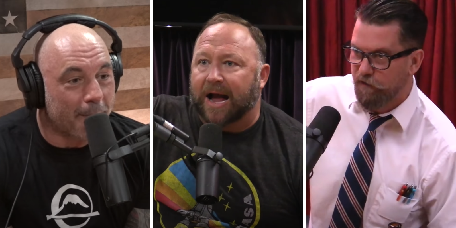 Joe Rogan Experience launches on Spotify, episodes featuring Alex Jones, Gavin McInnes, others removed