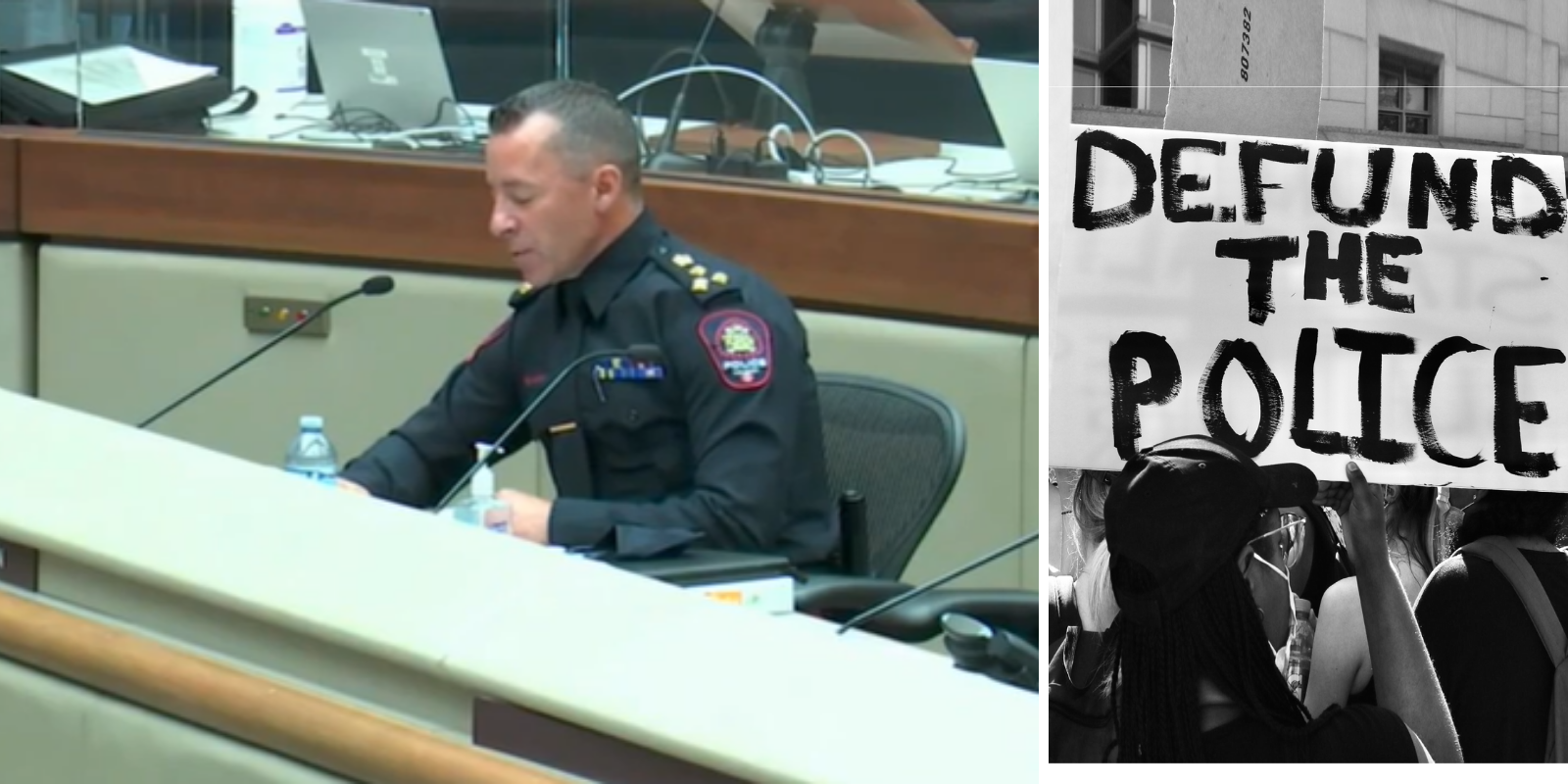 Calgary Police Chief changes stance, now believes in defunding police