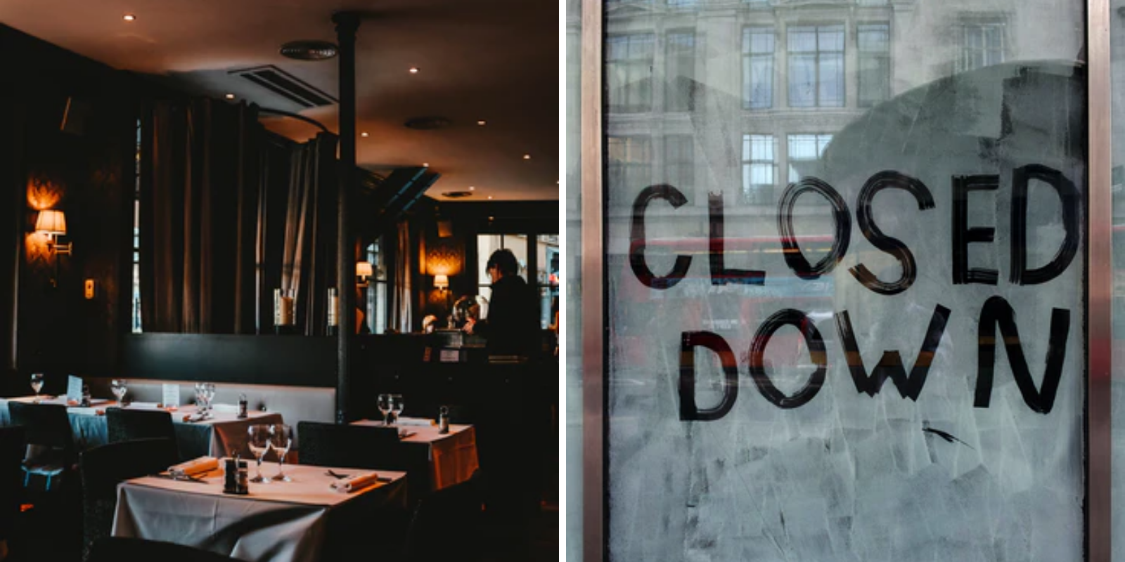 60 percent of Canadian restaurants at risk of permanent closure due to COVID restrictions