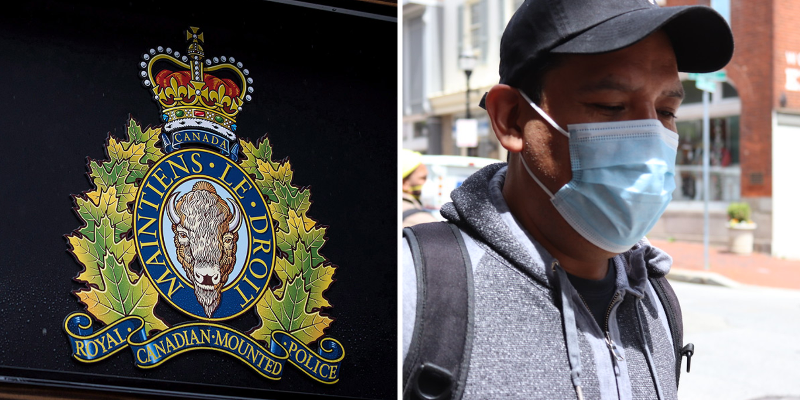 RCMP laid over 9,500 social distancing-related charges in four months, says StatsCan