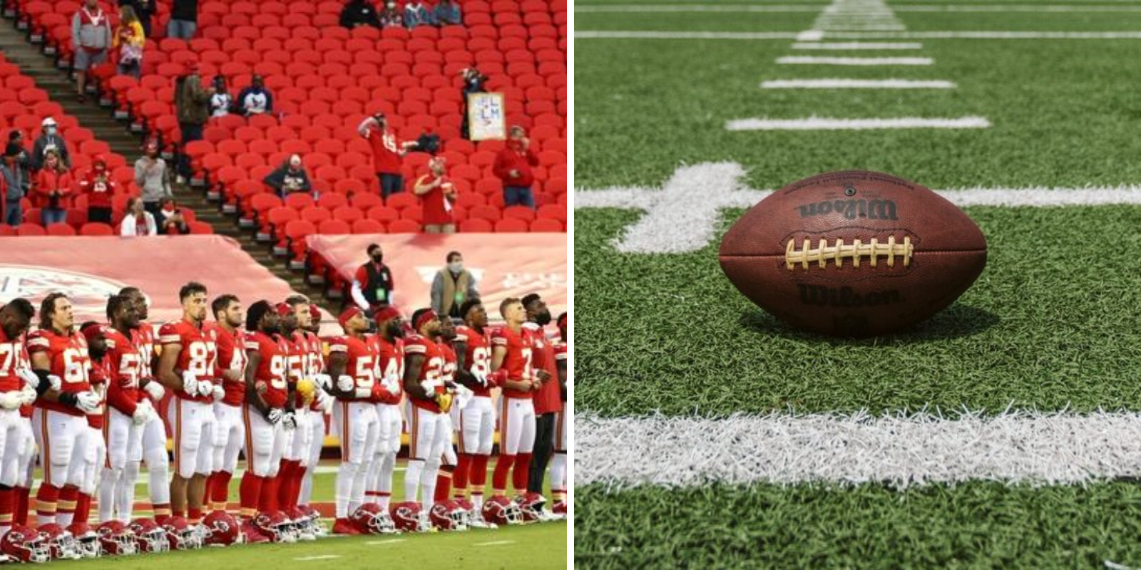 NFL ratings plummet for season opener—fans boo players' moment of silence for social justice