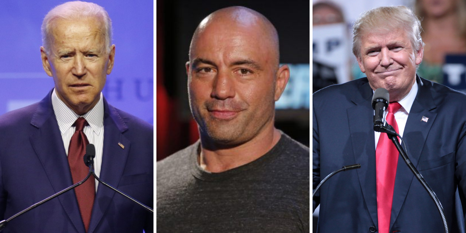 Trump wants a four hour debate with Joe Rogan to moderate