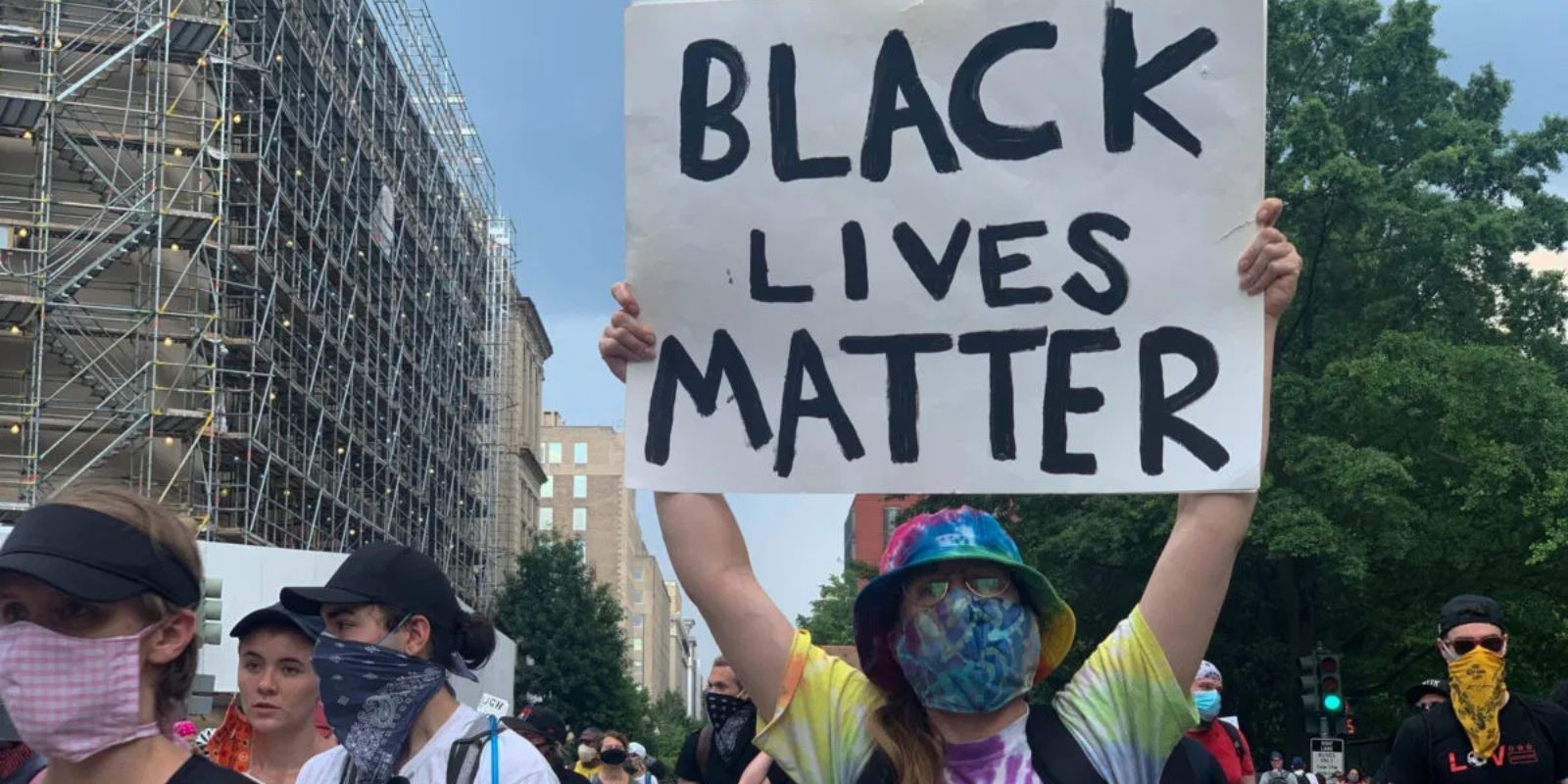 EXPOSED: BLM quietly scrubs anti-American, Marxist language from its website