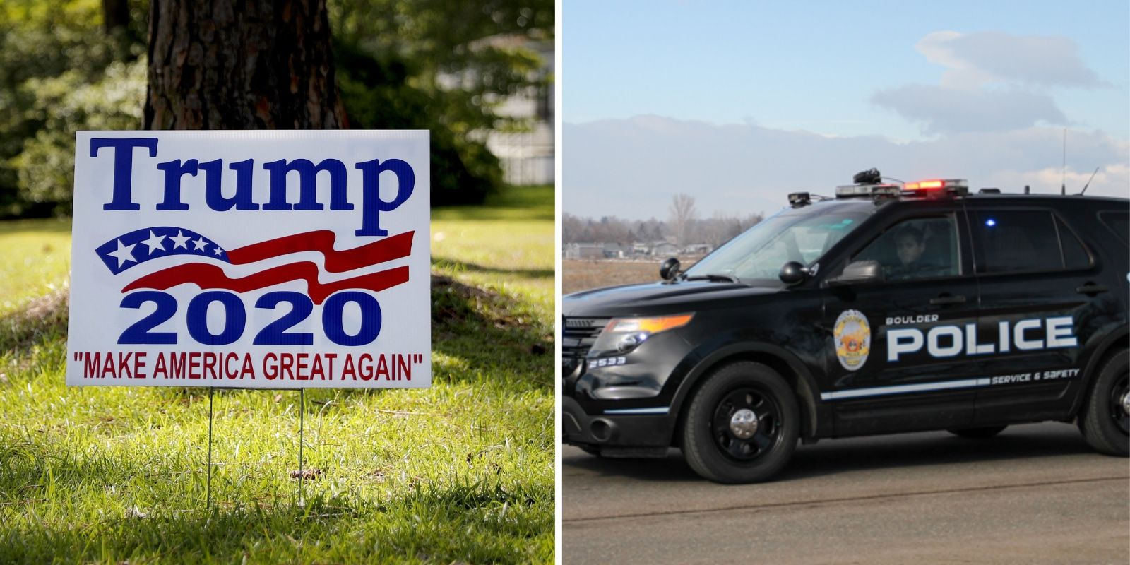 Trump supporting 12-year-old allegedly assaulted by woman in Boulder, Colorado