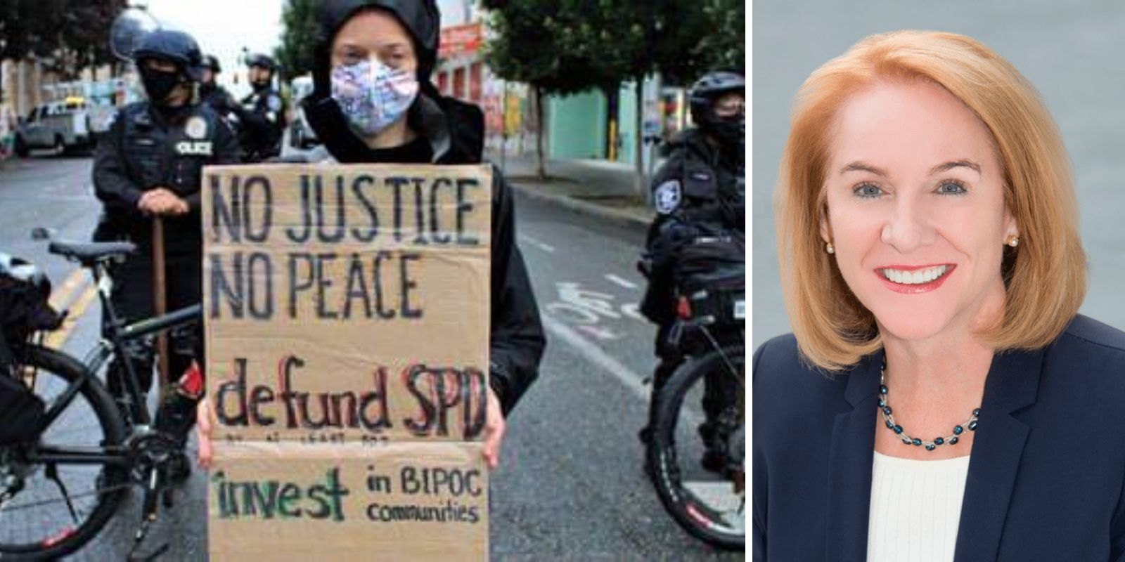 BREAKING: Seattle city council overrides mayor's veto—defunds police despite public objection