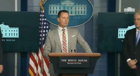 WATCH: Richard Grenell DRAGS establishment media for their incompetence