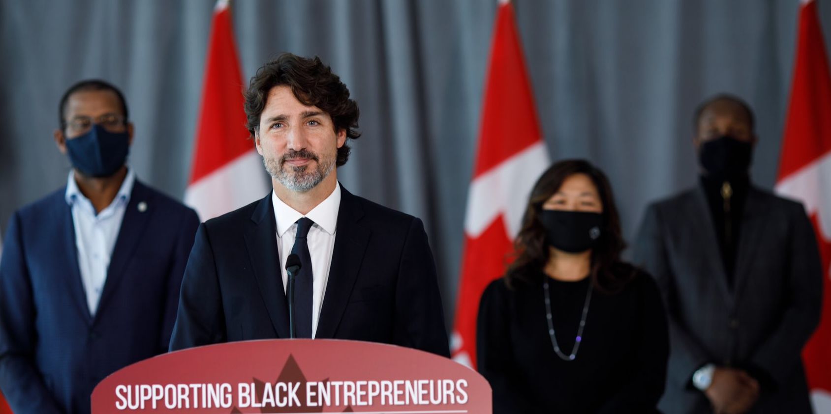 Trudeau's race-based entrepreneurship funding is the definition of systemic racism