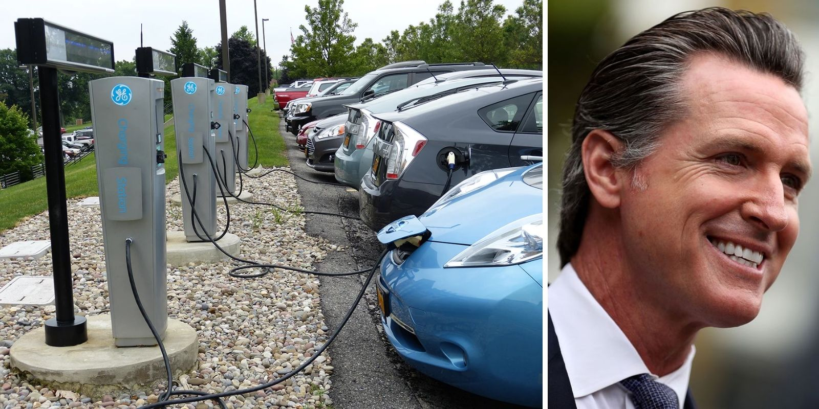 California to ban sales of gas powered cars by 2035