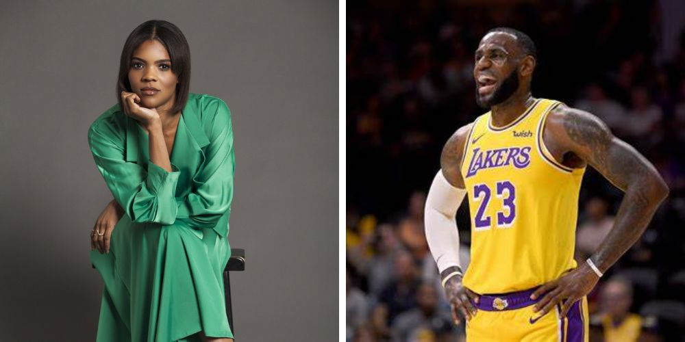 Candace Owens calls out LeBron James' hypocrisy, privilege, and BLM lies