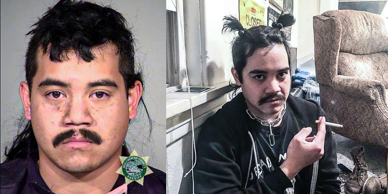 Portland man who allegedly bear-maced cops at Antifa riot arrested by feds