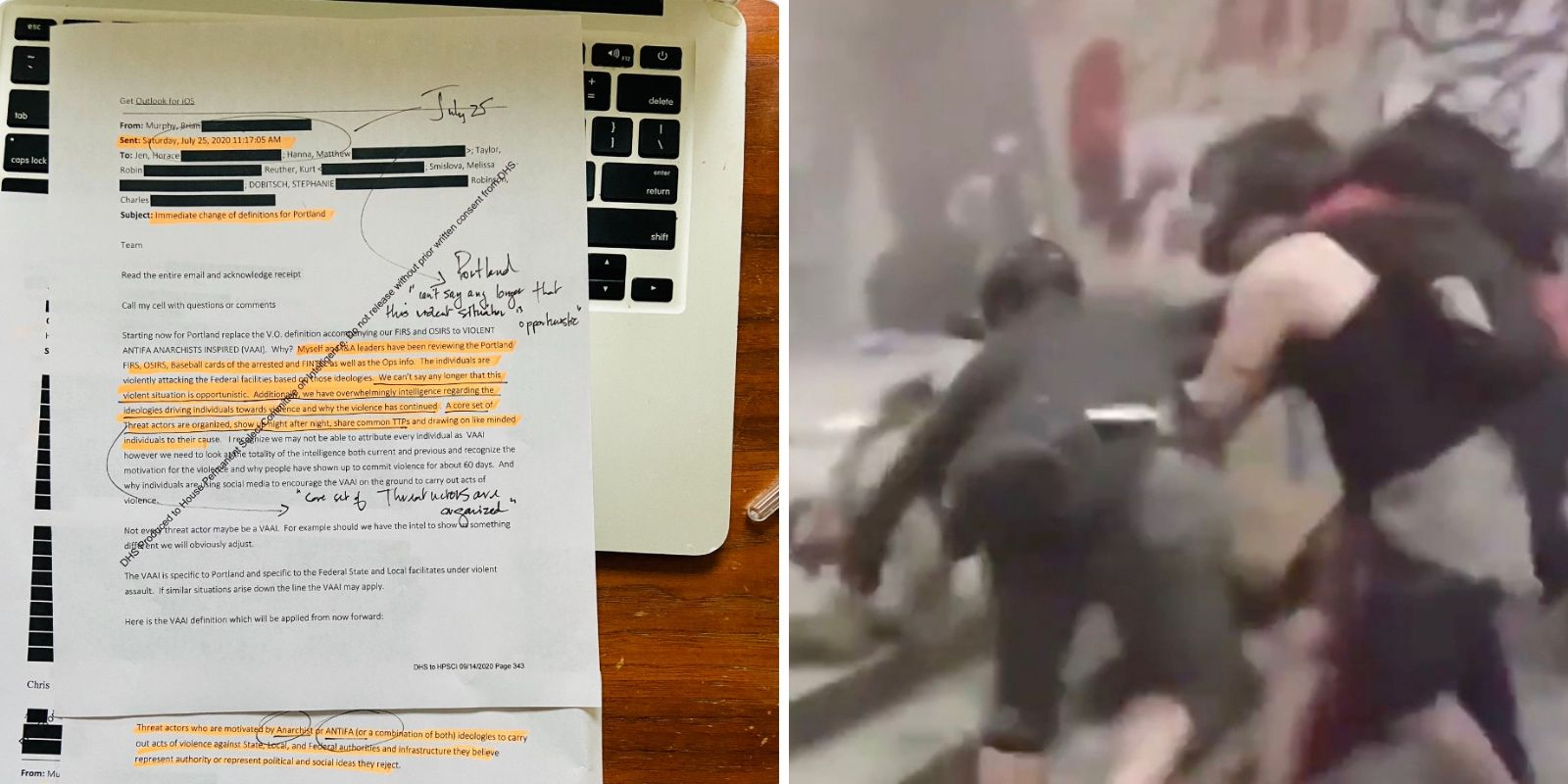 BREAKING: DHS leaked email confirms Antifa is an organized group