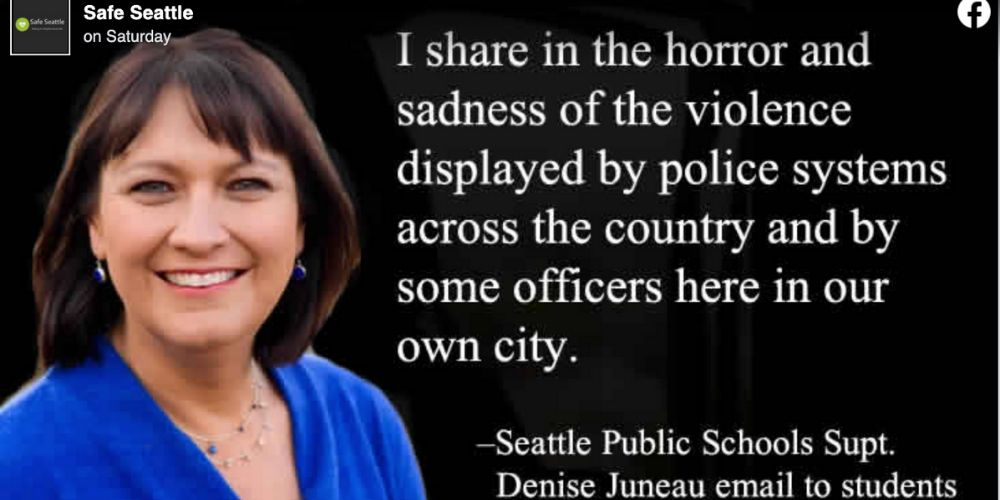 Seattle school superintendent encourages student participation in mass protests