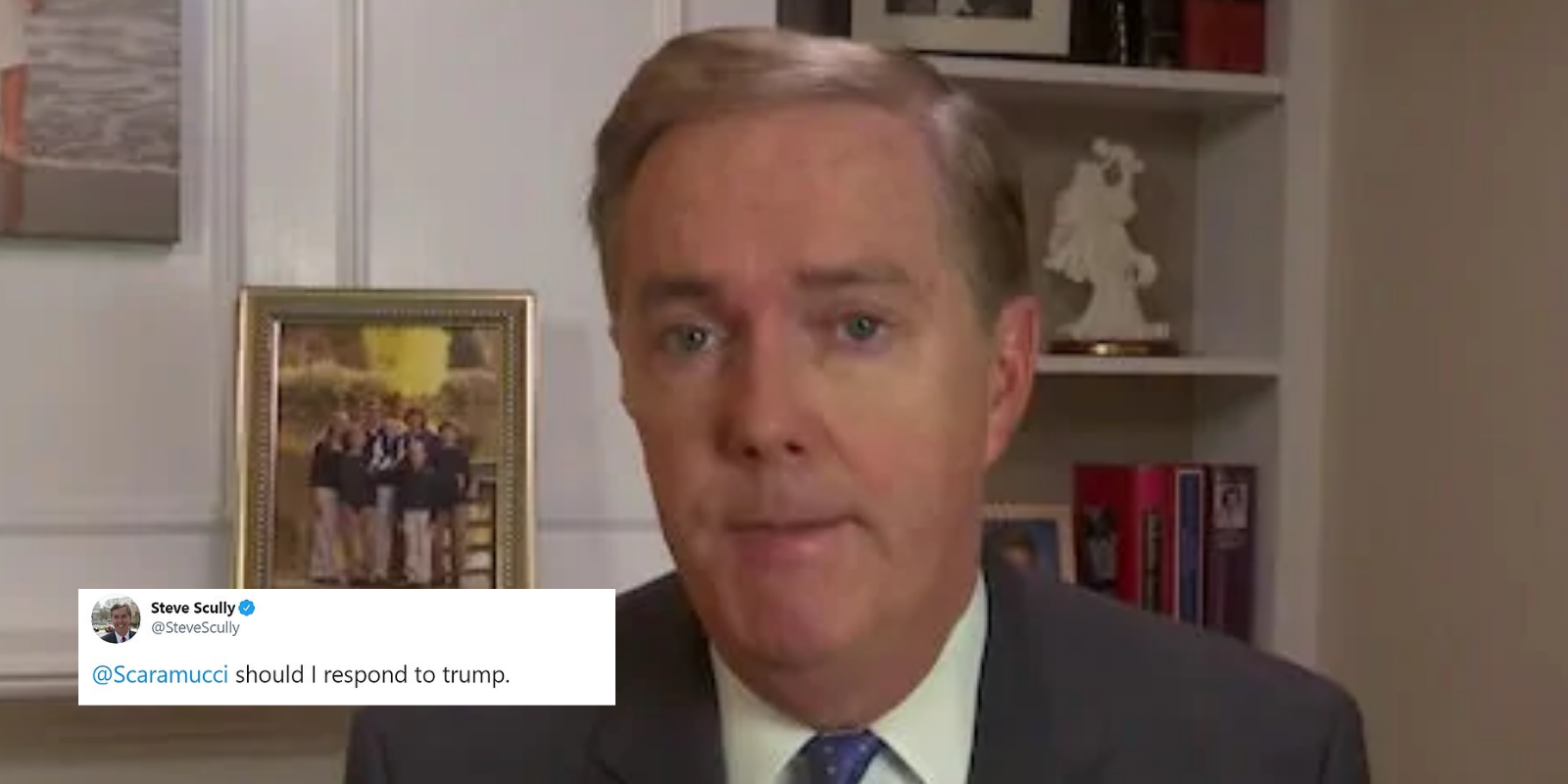 BREAKING: C-SPAN suspends political editor Steve Scully indefinitely after he lied about his Twitter being hacked