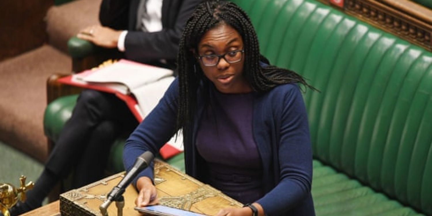 WATCH: British politician destroys critical race theory in epic speech