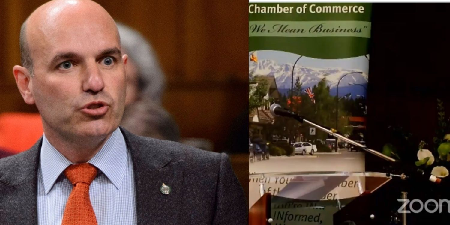 HOT MIC: BC NDP star candidate caught mocking Indigenous candidate's name