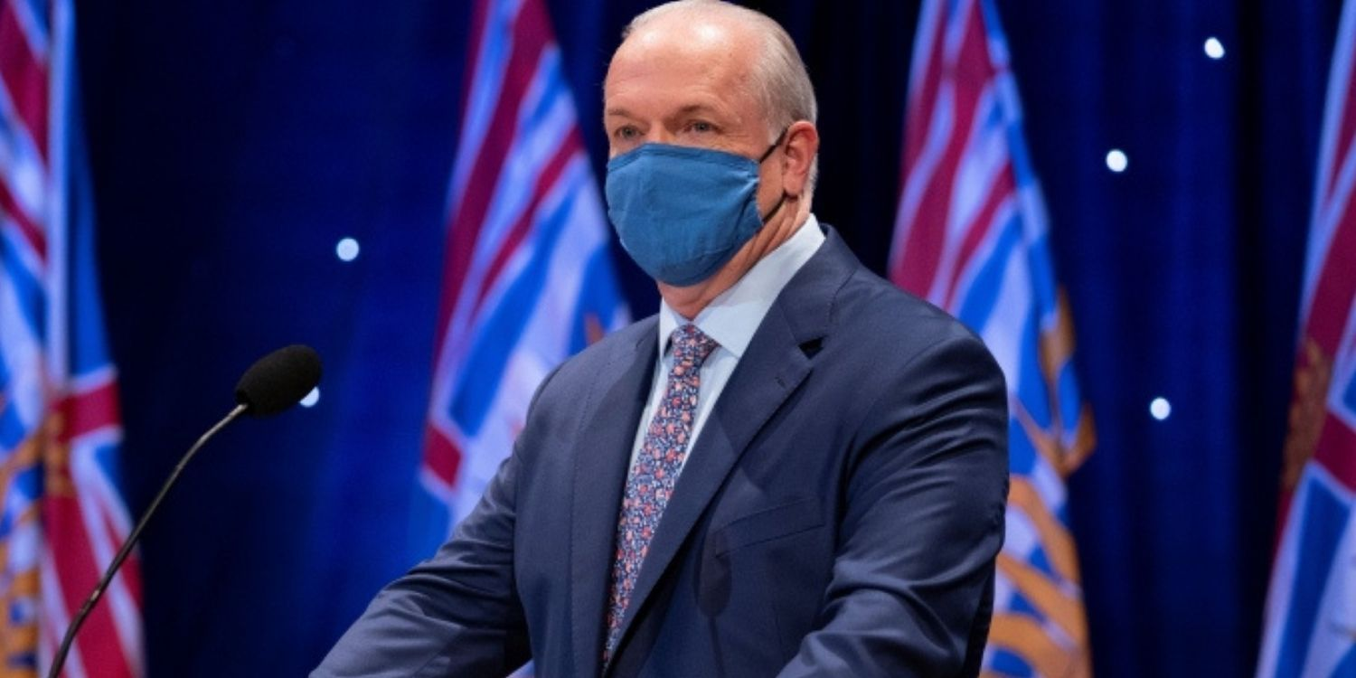 BC NDP leader apologizes for saying 'I don't see colour'