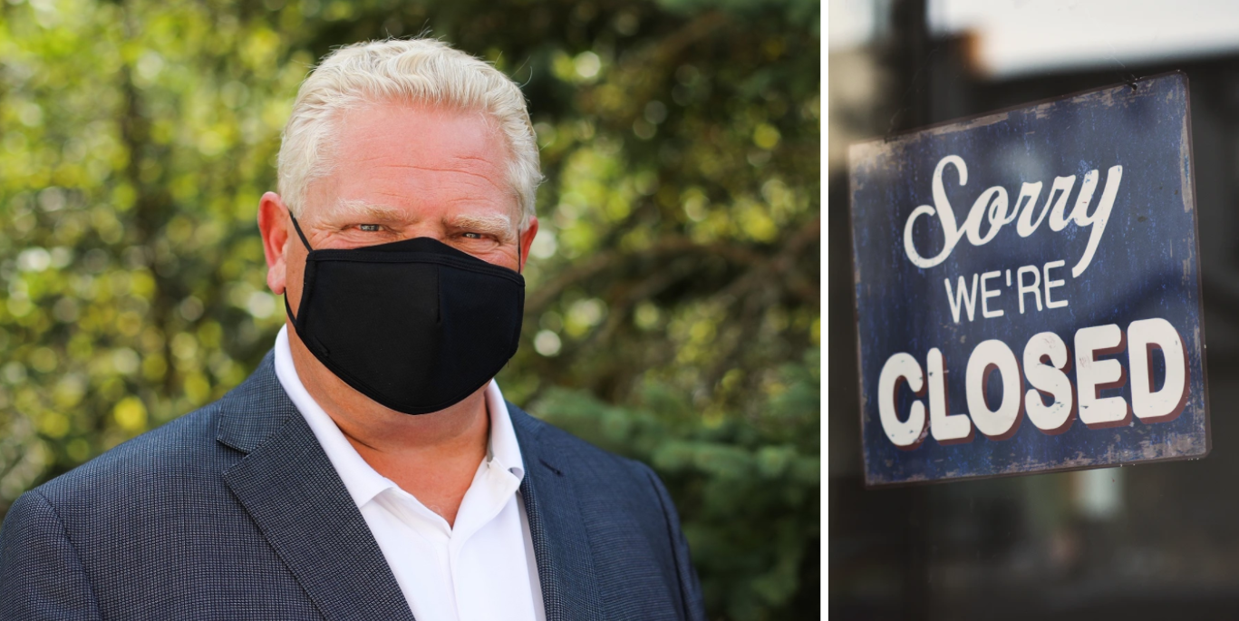BREAKING: Ford government extends COVID-19 lockdown orders to 'protect the public'