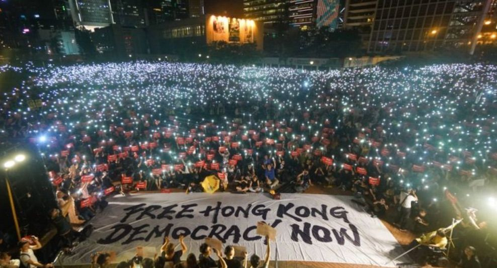 New York Times sells out Hong Kong to Communist China