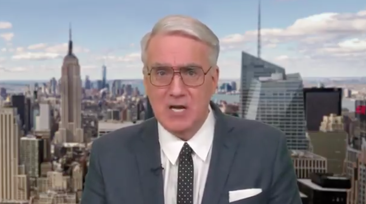 WATCH: Keith Olbermann says that Amy Coney Barrett, Mike Pence, Bill Barr must be 'removed from society'