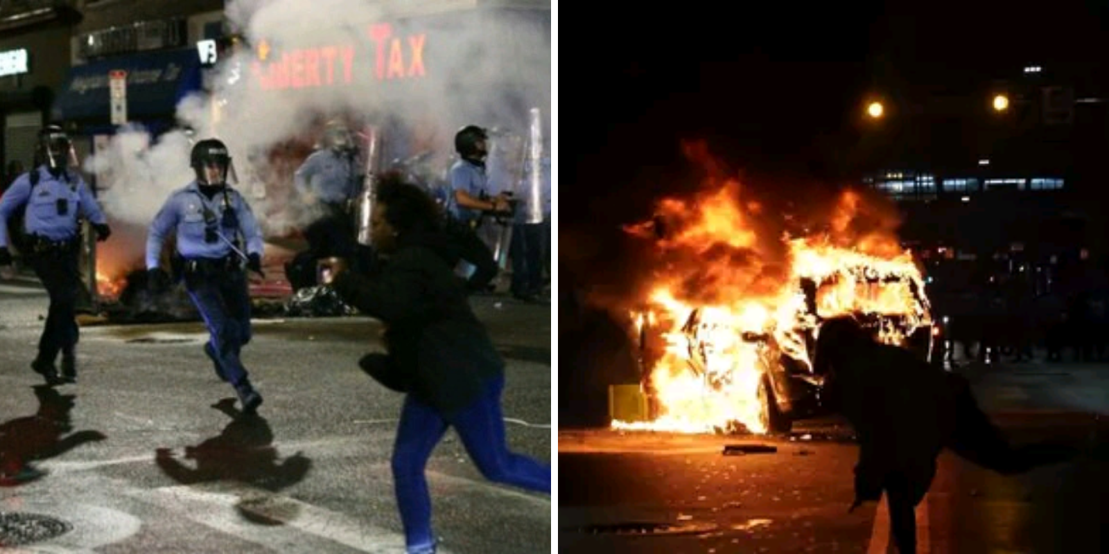 Philadelphia city council passes bill banning tear gas on rioters as violent unrest continues