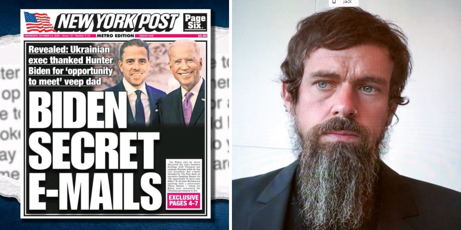 BREAKING: New York Post account restored by Twitter in major victory for free speech