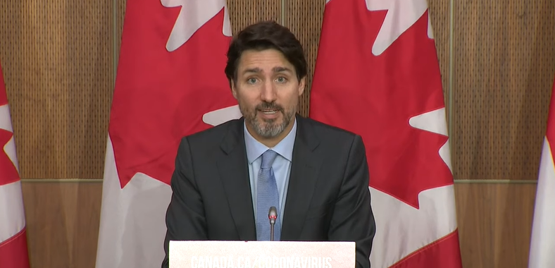 BREAKING: Trudeau says pandemic 'sucks,' urges Canadians to listen to health officials for possibility of Christmas celebrations