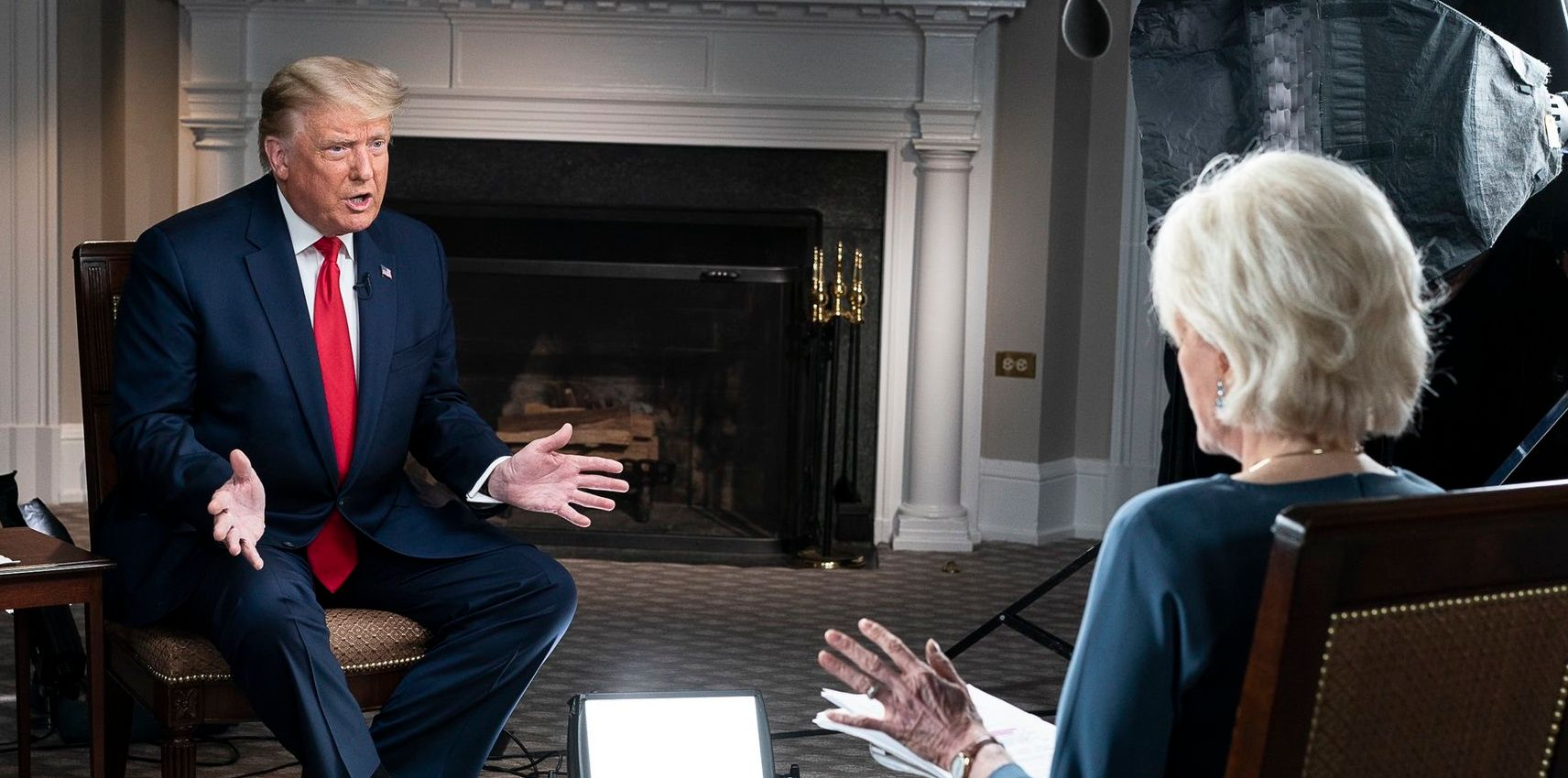 BREAKING: Trump releases behind the scenes 60 Minutes video, claims CBS is full of 'bias' and 'hatred'