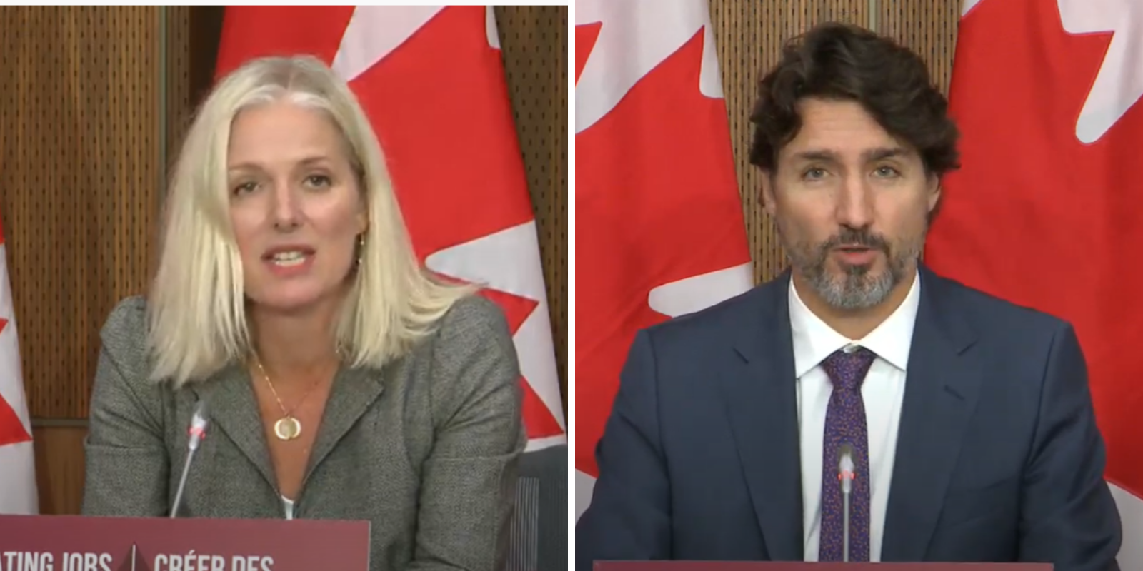 BREAKING: Trudeau announces $10 BILLION investment into infrastructure to create 60,000 jobs
