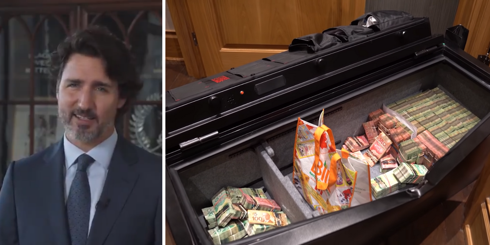 Chinese delegate met with Trudeau twice; allegedly ran illegal casino with 11 guns found, $1 million seized