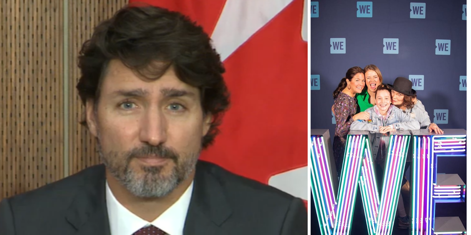 BREAKING: Trudeau says govt has been 'open and transparent' in WE scandal investigation