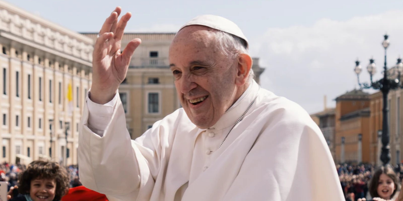 BREAKING: Pope Francis endorses same-sex civil unions