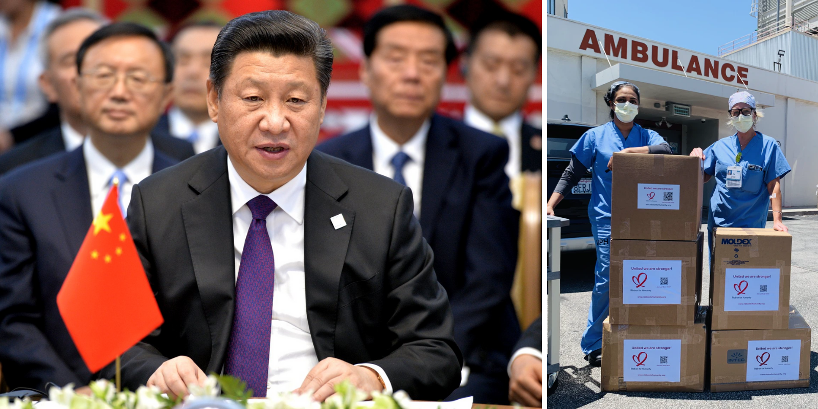 Trudeau government still buying PPE from a Chinese government that commits 'genocide as well as crimes against humanity'