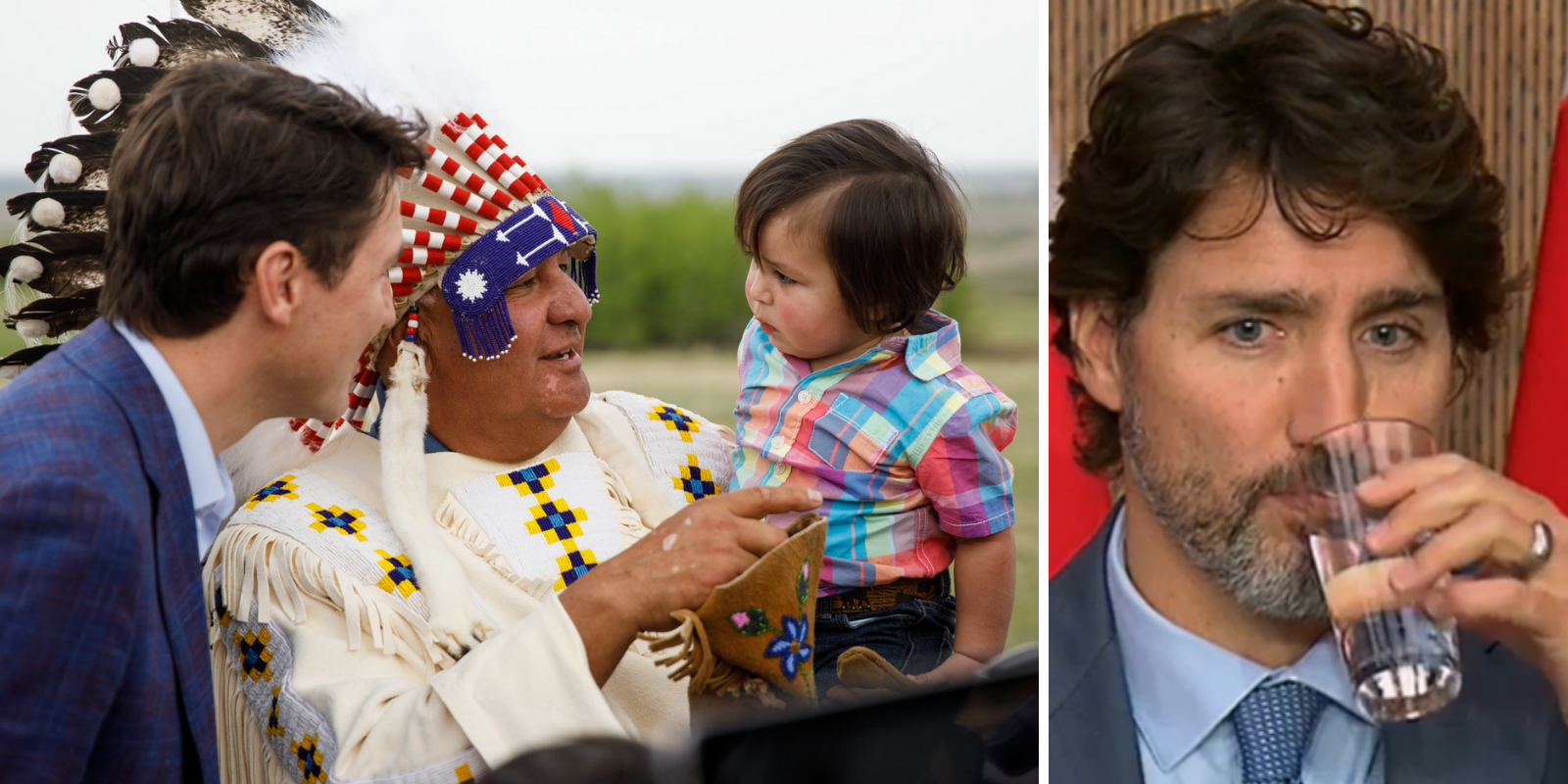 Trudeau fails to keep word on drinking water for Indigenous peoples