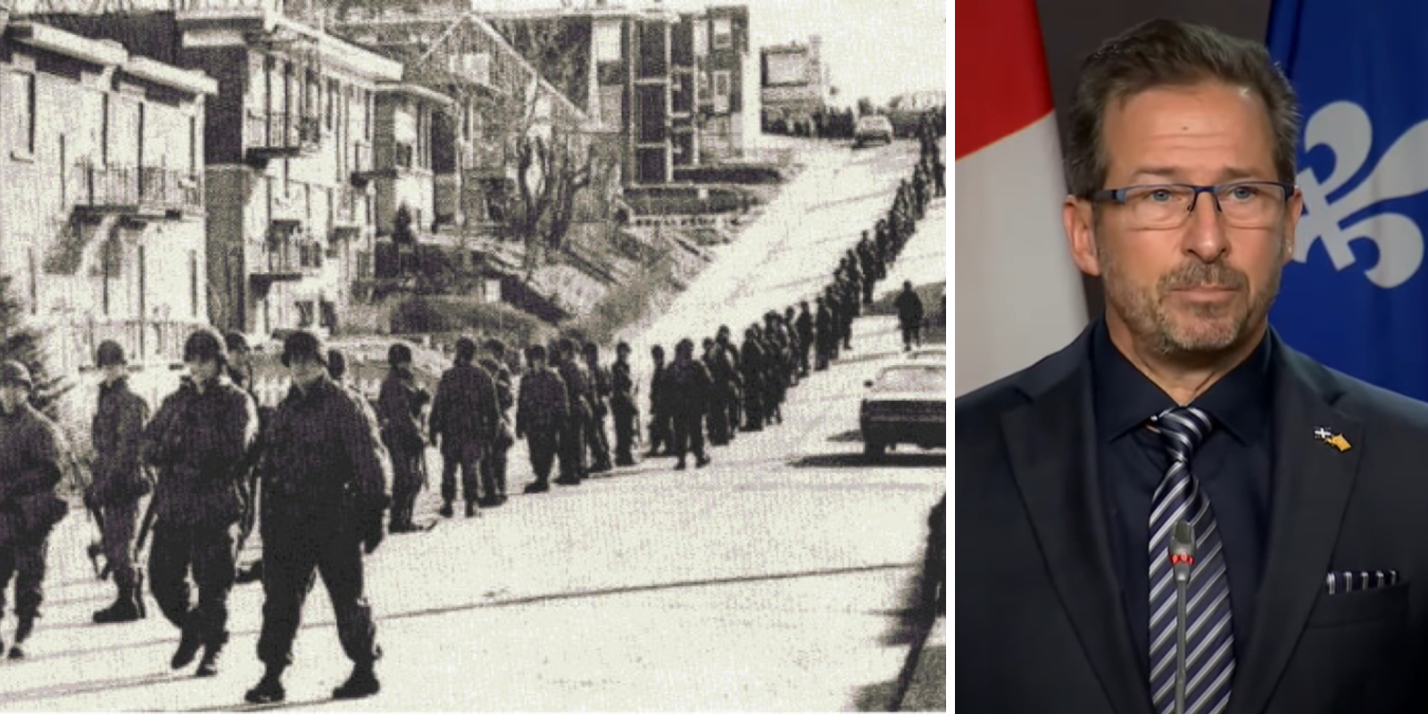 Bloc Quebecois leader demands apology from Trudeau over War Measures Act passed in 1970