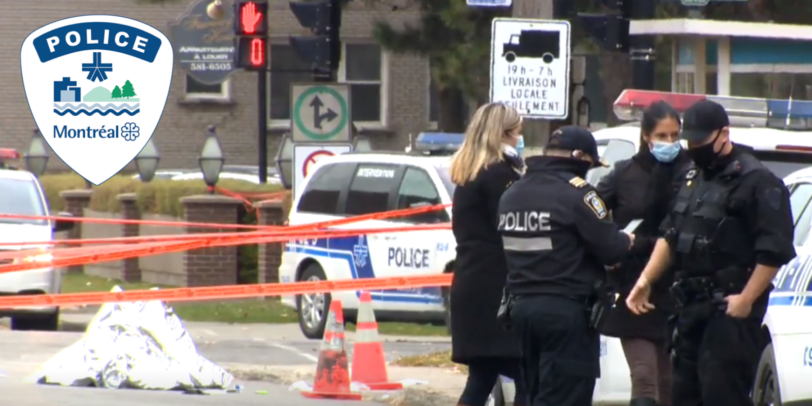 Montreal police shoot and kill knife-wielding man in Notre-Dame-de-Grace