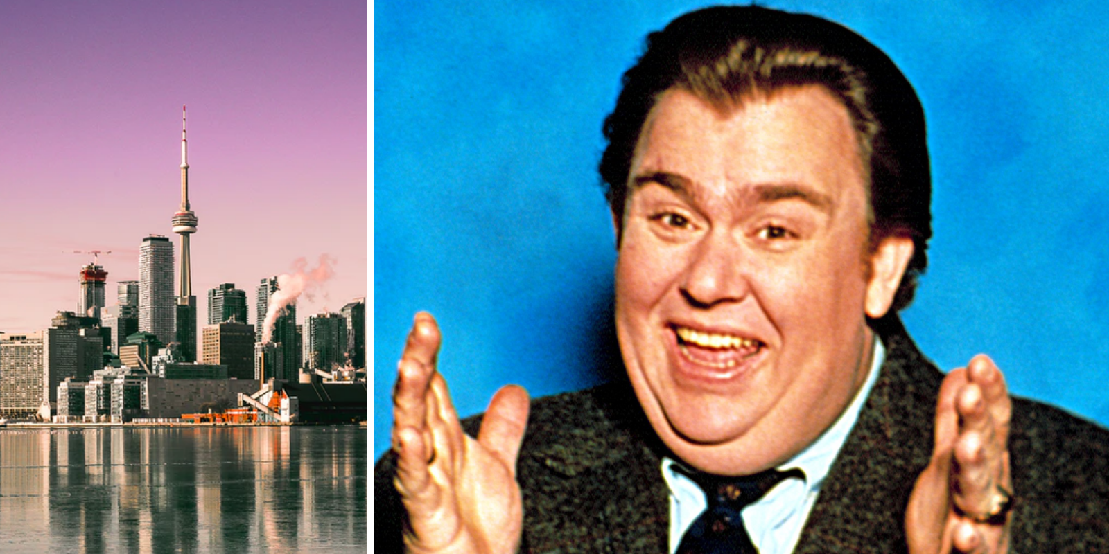 BREAKING: Toronto declares October 31 'John Candy Day'